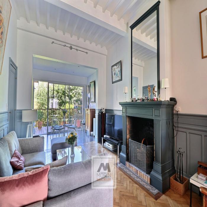 BORDEAUX Croix Blanche, à vendre grande maison familiale en pierre 10